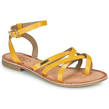 Topánky Ženy Sandále Les Petites Bombes BERYLE Žltá