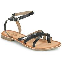 Topánky Ženy Sandále Les Petites Bombes BERYLE Čierna