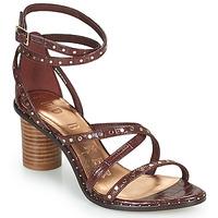 Topánky Ženy Sandále Ted Baker KATHAR Hnedá