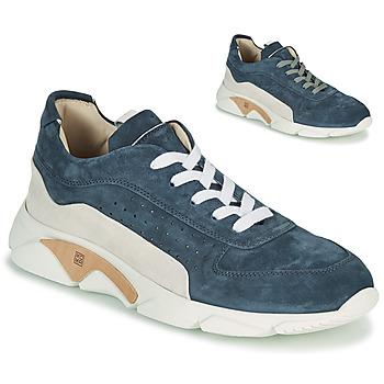 Topánky Muži Nízke tenisky Moma NEW-CASTLE Modrá