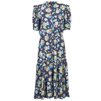 Oblečenie Ženy Dlhé šaty Lauren Ralph Lauren BAYZEE Viacfarebná