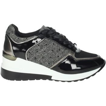 Topánky Ženy Nízke tenisky Menbur 21971 Black
