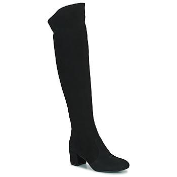 Topánky Ženy Čižmy do mesta Minelli MILANIA Čierna