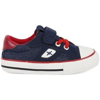 Topánky Chlapci Nízke tenisky Chika 10 24453-18 Modrá