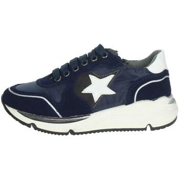 Topánky Deti Nízke tenisky Asso AG-8704 Blue