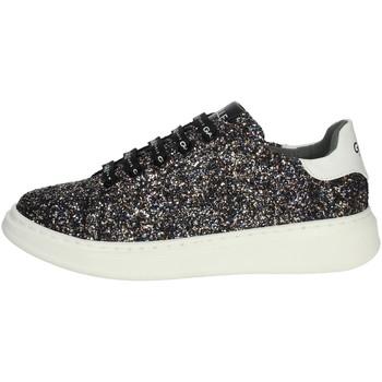 Topánky Ženy Nízke tenisky GaËlle Paris G-405 Black