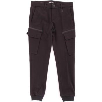 Oblečenie Chlapci Nohavice Cargo Antony Morato MKTR00162-800130 Nero