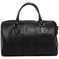 Tašky Cestovné tašky Maison Heritage MINI WEEK noir