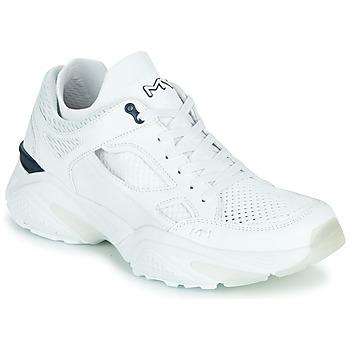 Topánky Muži Nízke tenisky Skechers KRAZ - THURSTON Biela