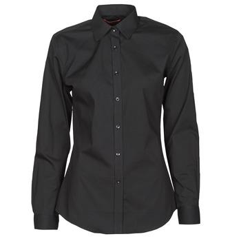 Oblečenie Ženy Košele a blúzky BOTD OWOMAN Čierna