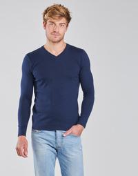 Oblečenie Muži Svetre BOTD OOMAN Námornícka modrá