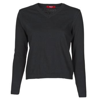 Oblečenie Ženy Svetre BOTD OWOXOL Čierna