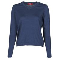 Oblečenie Ženy Svetre BOTD OWOXOL Námornícka modrá