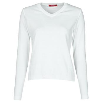Oblečenie Ženy Svetre BOTD OWOXOL Biela
