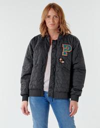Oblečenie Ženy Bundy  Puma BLACK STATION Čierna / Viacfarebná