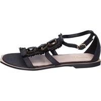 Topánky Ženy Sandále Jeannot BK788 Čierna