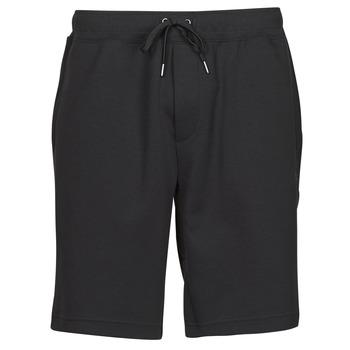 Oblečenie Muži Šortky a bermudy Polo Ralph Lauren SHORT DE JOGGING EN DOUBLE KNIT TECH LOGO PONY PLAYER Čierna