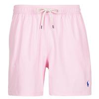 Oblečenie Muži Plavky  Polo Ralph Lauren MAILLOT SHORT DE BAIN EN NYLON RECYCLE, CORDON DE SERRAGE ET POC Ružová