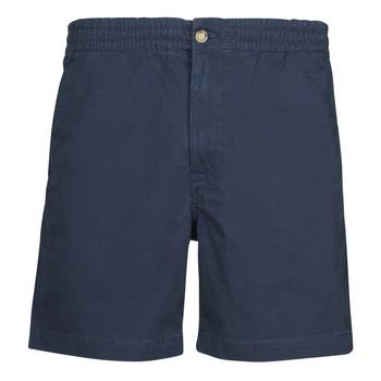Oblečenie Muži Šortky a bermudy Polo Ralph Lauren SHORT PREPSTER AJUSTABLE ELASTIQUE AVEC CORDON INTERIEUR LOGO PO Námornícka modrá