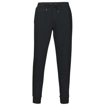 Oblečenie Muži Tepláky a vrchné oblečenie Polo Ralph Lauren PANTALON DE JOGGING EN DOUBLE KNIT TECH LOGO PONY PLAYER Čierna