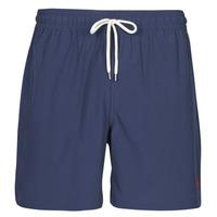 Oblečenie Muži Plavky  Polo Ralph Lauren MAILLOT SHORT DE BAIN EN NYLON RECYCLE, CORDON DE SERRAGE ET POC Modrá