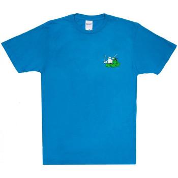 Oblečenie Muži Tričká s krátkym rukávom Ripndip Teenage mutant tee Modrá