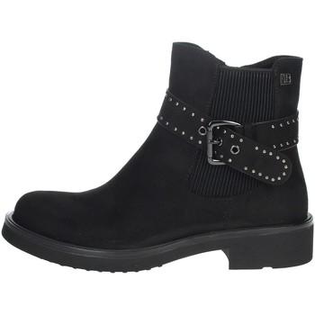 Topánky Ženy Polokozačky Laura Biagiotti 6539 Black