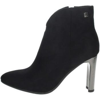 Topánky Ženy Čižmičky Laura Biagiotti 5814 Black