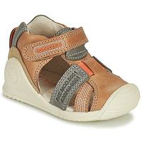Topánky Chlapci Sandále Biomecanics 212135 Koňaková