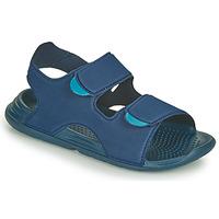 Topánky Chlapci Sandále adidas Performance SWIM SANDAL C Modrá