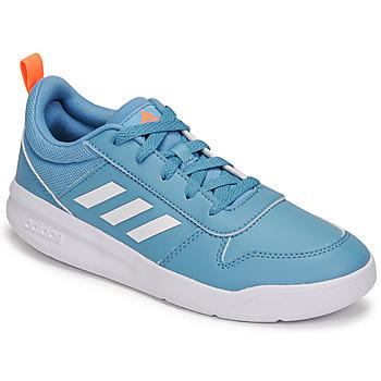 Topánky Deti Nízke tenisky adidas Performance TENSAUR K Modrá