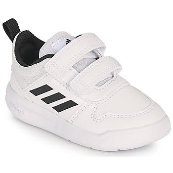 Topánky Deti Nízke tenisky adidas Performance TENSAUR I Biela
