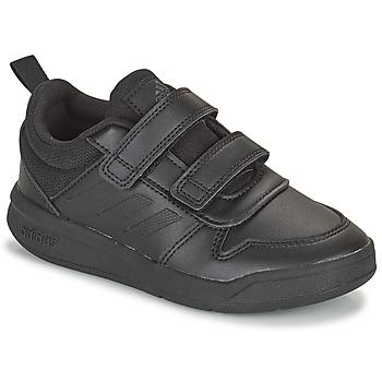 Topánky Deti Nízke tenisky adidas Performance TENSAUR C Čierna