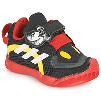 Topánky Deti Nízke tenisky adidas Performance ACTIVEPLAY MICKEY I Čierna / Červená