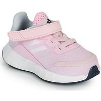 Topánky Dievčatá Nízke tenisky adidas Performance DURAMO SL I Ružová