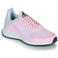 Topánky Dievčatá Nízke tenisky adidas Performance DURAMO SL K Ružová