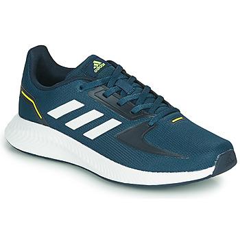 Topánky Deti Nízke tenisky adidas Performance RUNFALCON 2.0 K Námornícka modrá / Biela