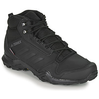 Topánky Muži Turistická obuv adidas Performance TERREX AX3 BETA MID Čierna