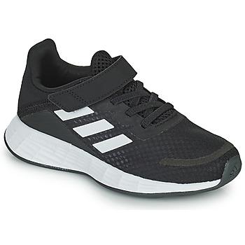 Topánky Deti Nízke tenisky adidas Performance DURAMO SL C Čierna / Biela