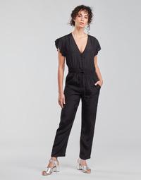 Oblečenie Ženy Módne overaly See U Soon 21191033 Čierna