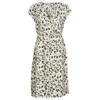 Oblečenie Ženy Krátke šaty See U Soon 21122122 Béžová / Kaki
