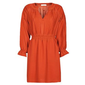 Oblečenie Ženy Krátke šaty See U Soon 21122109 Červená