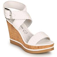 Topánky Ženy Sandále Chattawak JANE Biela