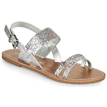 Topánky Ženy Sandále Chattawak MONIA Strieborná
