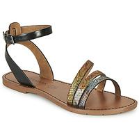 Topánky Ženy Sandále Chattawak PAGO Čierna / Viacfarebná
