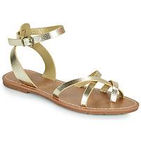 Topánky Ženy Sandále Chattawak PERLA Zlatá