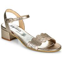 Topánky Ženy Sandále Myma POULISSADE Zlatá