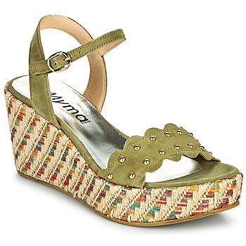 Topánky Ženy Sandále Myma POLIDO Kaki