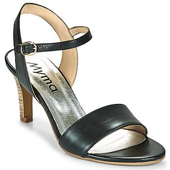 Topánky Ženy Sandále Myma POLIDOME Čierna