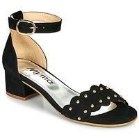 Topánky Ženy Sandále Myma POLIVAR Čierna